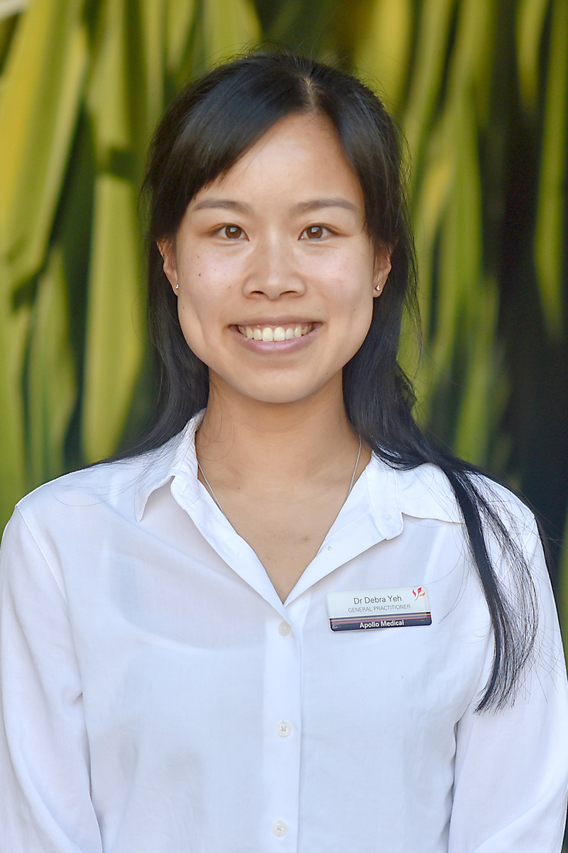 Dr Debra Yeh